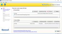 Migrate NSF to PST 2013 screenshot medium