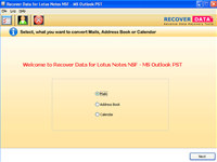 Convert Lotus Notes to Outlook 2013