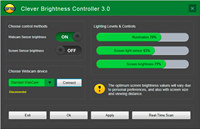 Clever Brightness Controller screenshot medium