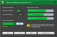 Clever Brightness Controller screenshot medium