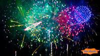 Flower Fireworks HD ScreenSaver