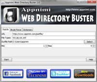 Appnimi Web Directory Buster
