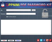 Appnimi PDF Password Kit