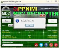 Appnimi MD2 Decrypter