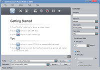 Cheersc Convert PowerPoint to WMV screenshot medium