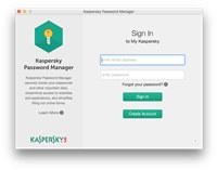 Kaspersky Password Manager for Windows