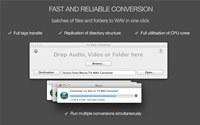 To WAV Converter for MAC screenshot medium