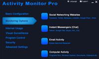 Activity Monitor Pro