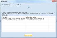 PST Repair Outlook 2007 screenshot medium