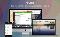 AirDroid - File & Notifications