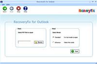 Retrieve Deleted Emails screenshot medium