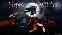 Happy Witches HD ScreenSaver