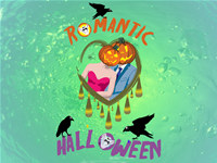 Romantic Halloween ScreenSaver