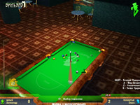 Virtual Billiard screenshot medium