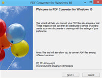 PDF Converter for Windows 10