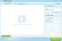 Micronon PDF Converter screenshot medium