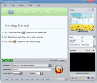 MicronForce Video to DVD Converter