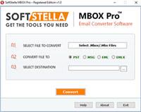 MBOX to EML Converter screenshot medium