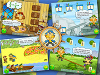 Fractions and Smart Pirates Free screenshot medium