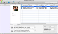 AudioBook Converter for Mac screenshot medium