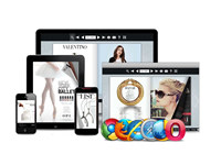 Online Newspaper Publishing Platform screenshot medium