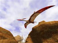 Canyon Flight 3D Screen Saver for Mac OS X
