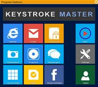 Keystroke Master