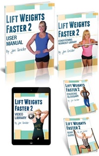 lift weights faster 2