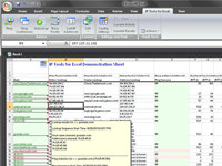 IP Tools for Excel screenshot medium