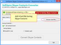 Export Skype Contacts to Outlook screenshot medium