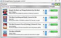 EDS Google Books Downloader screenshot medium