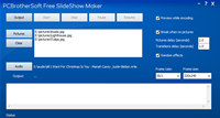 PCBrotherSoft Free Slideshow Maker