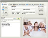 PCBrotherSoft Free Webcam Capture