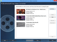PCBrotherSoft Free Video Converter