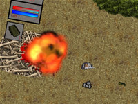 Zombie War screenshot medium