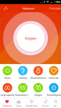 iCare Oxygen Monitor