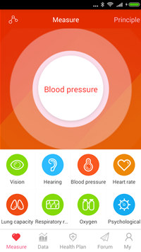 iCare Blood Pressure Monitor screenshot medium