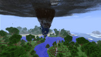 Weather and Tornadoes for Minecraft screenshot medium