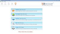VHD Data Recovery Software screenshot medium
