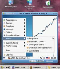 Trend System LX screenshot medium