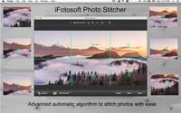 iFotosoft Photo Stitcher for Mac