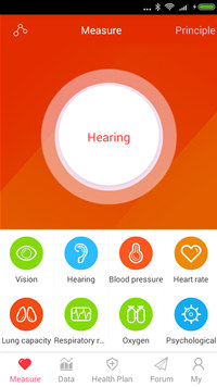 iCare Hearing Test screenshot medium