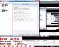 PC CCTV software screenshot medium