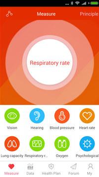 iCare Respiratory Rate screenshot medium