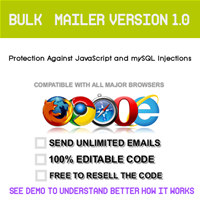 Bulk Mailer screenshot medium
