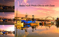 iFotosoft Photo HDR for Mac