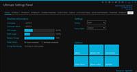 Ultimate Settings Panel screenshot medium