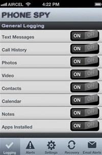 Phone Spy screenshot medium