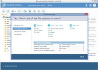 Recovery Explorer Standard - Linux screenshot medium