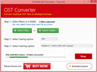 Import OST to Windows Mail screenshot medium